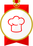 Badge supercook